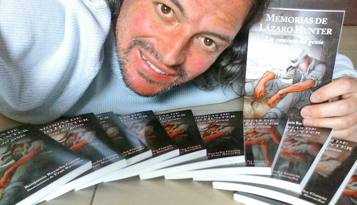Benjamín Recacha García - 'Memorias de Lázaro Hunter'