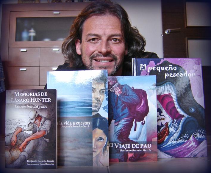 Benjamín Recacha - Libros