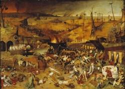 El triunfo de la muerte - Pieter Brueghel