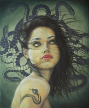 Medusa - Fran Recacha