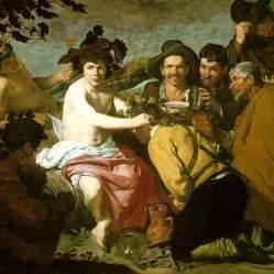 El triunfo de Baco - Diego Velázquez