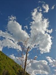 Xemeneia de núvols
