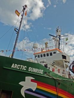 Arctic Sunrise II