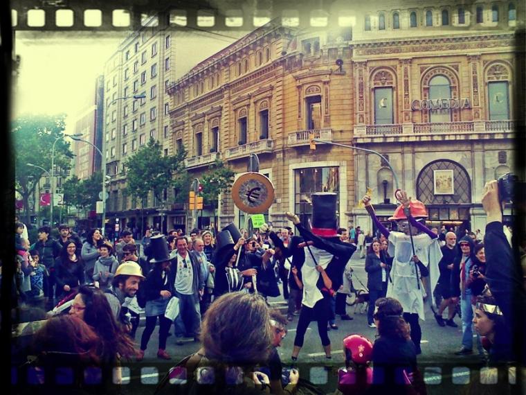 12M en Barcelona II