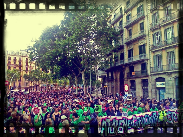 12M en Barcelona III