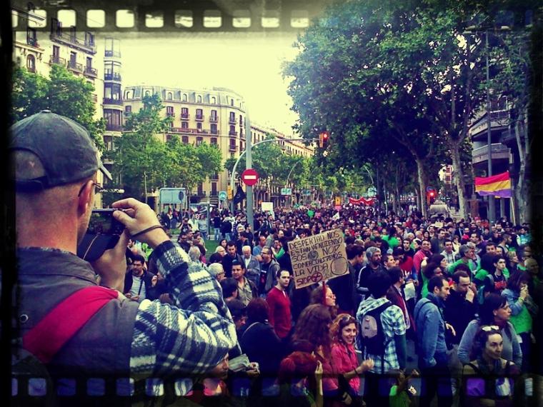 12M en Barcelona