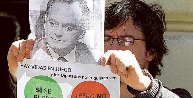 escrache González Pons