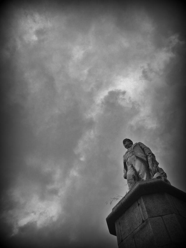 Estatua de Enric Prat de la Riba