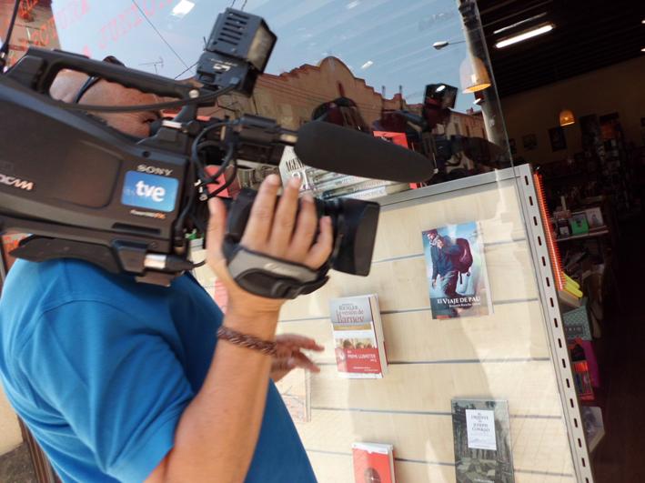 Grabación TVE