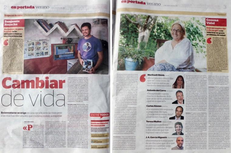 Reportaje El Periódico