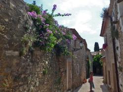 Callejeando por Sant Martí d'Empúries