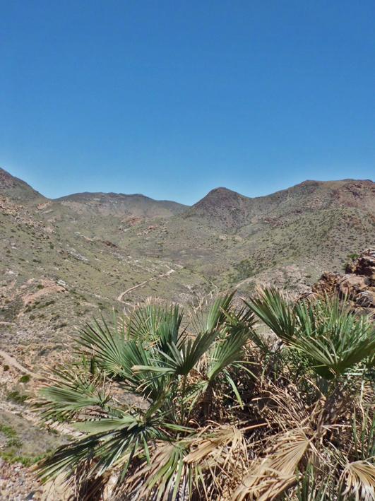 Sierra del Cabo de Gata