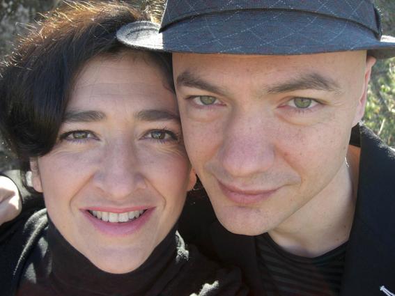 Eva Armisén i Marc Parrot