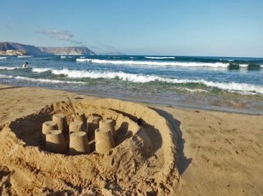 Fortaleza en el Playazo