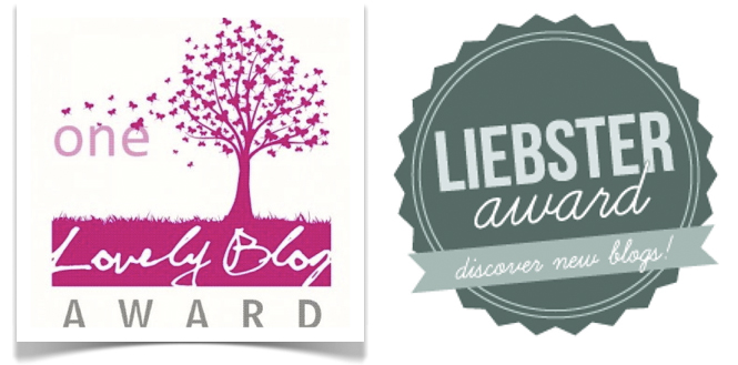 Liebster y One Lovely Awards
