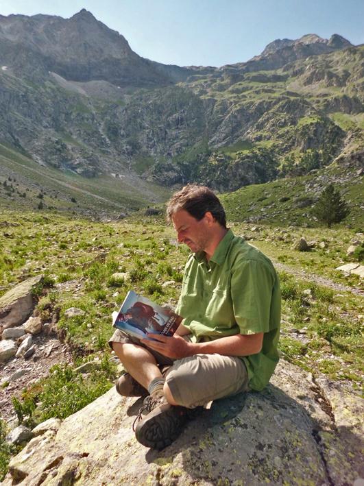 Leyendo 'El viaje de Pau'