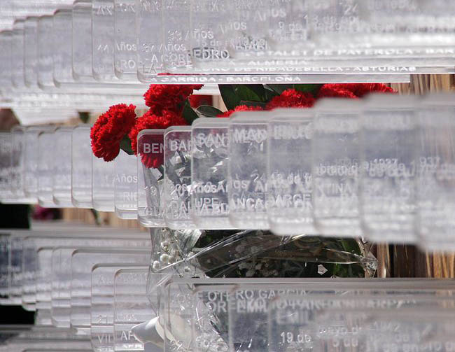 Memorial víctimas León
