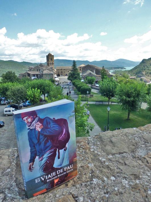 'El viaje de Pau' en Aínsa