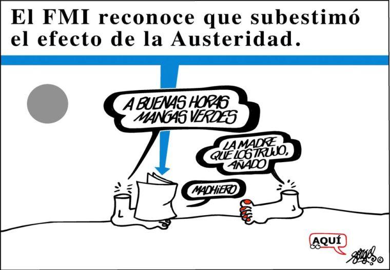 viñeta forges economía 7 enero 2013