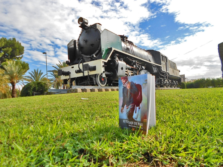 Alzira - Antigua locomotora