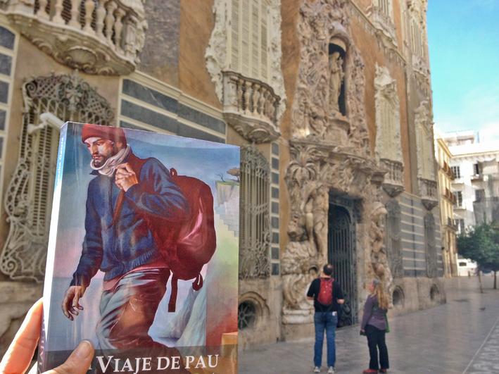 Valencia - Palacio del Marqués de Dos Aguas