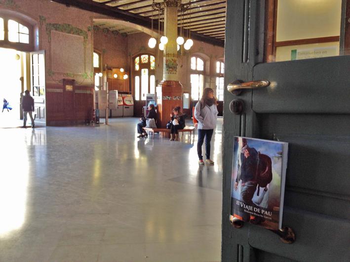 Valencia - Estación del Norte.   Foto: Miriam Rodríguez