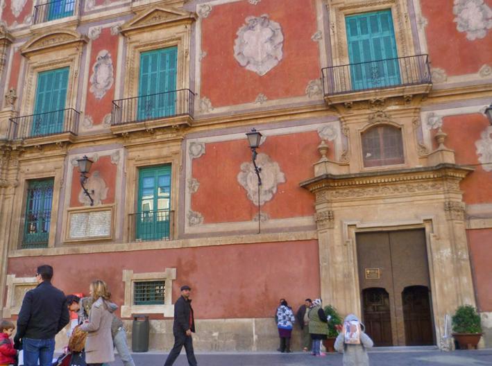 Murcia - Palacio Episcopal