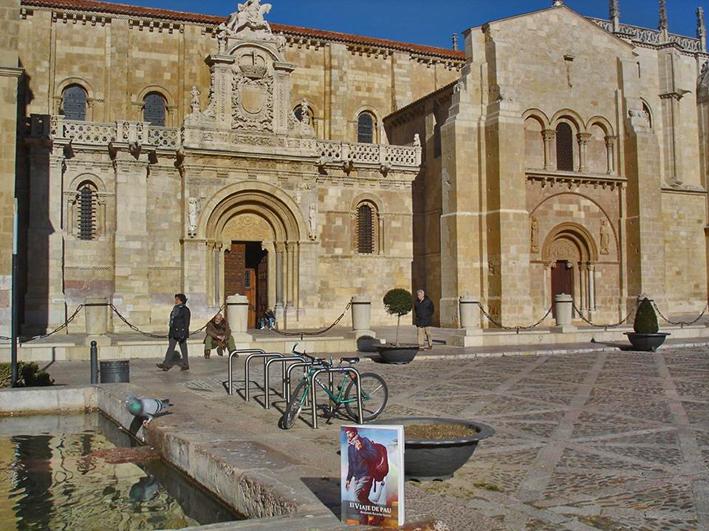 León - Real Colegiata de San Isidoro