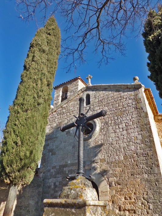 Església Santa Coloma Sasserra