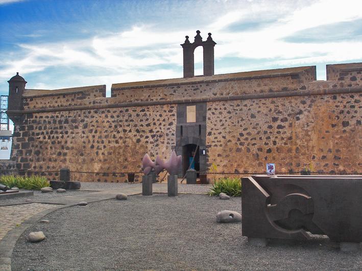 Arrecife-Castillo San José