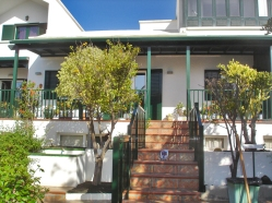 Lanzarote - Fachada A Casa José Saramago