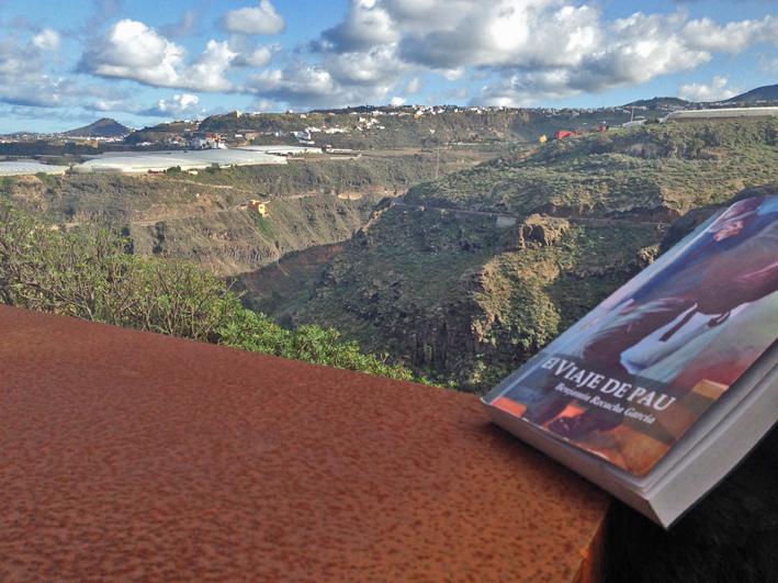 Gran Canaria - Camino del Cenobio