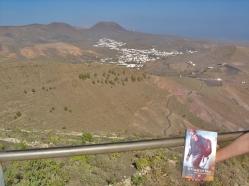 Lanzarote-Valle de las 1.000 Palmeras