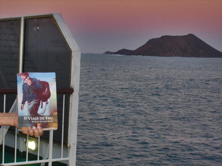 Viaje en barco Fuerteventura-Lanzarote-Isla de Lobos