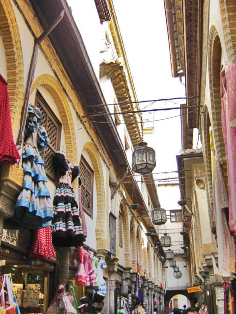 Granada - La Alcaicería