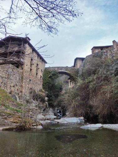 Beget - Pont romànic