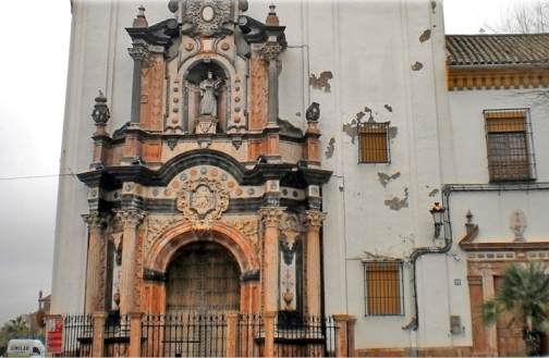 Lucena - Iglesia de San Juan de Dios