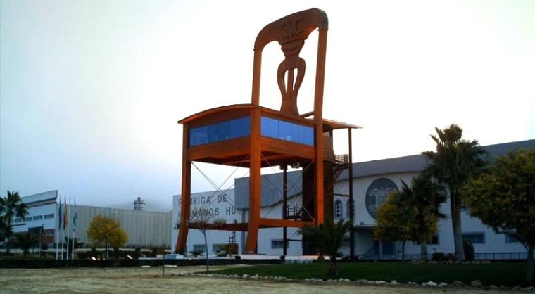 Lucena Silla museo de la madera