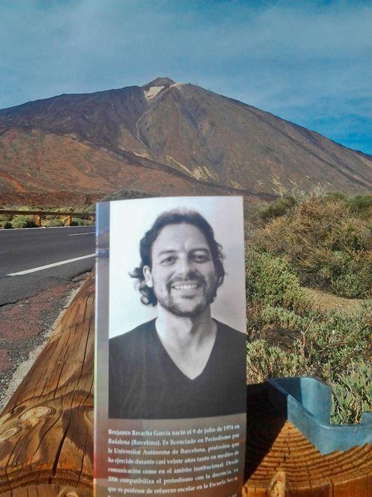 El viaje de Pau en el Teide
