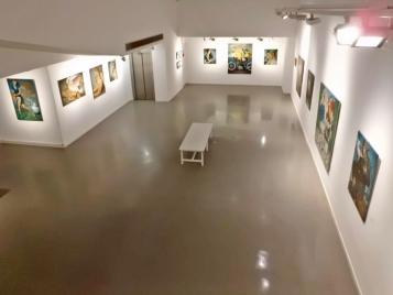 Expo Fran Recacha en Fort Pienc