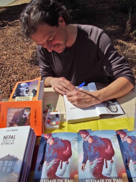 Sant Jordi - Espai Literari