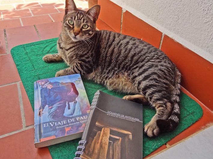 El viaje de Pau con el gato Pincho