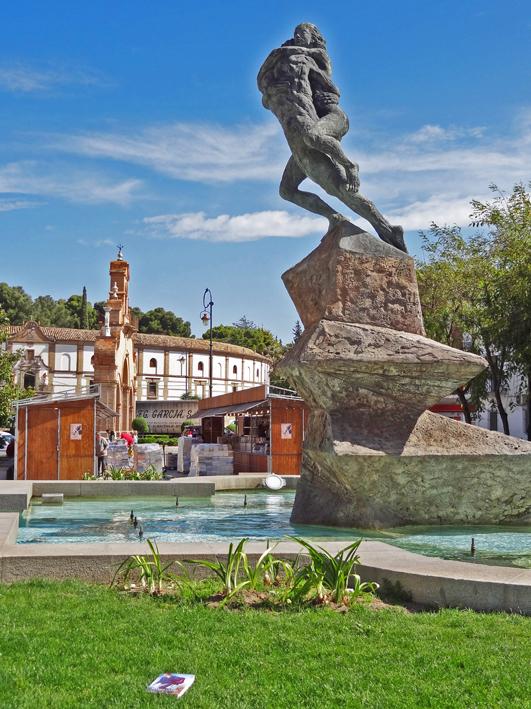 Antequera - Plaza de Castilla