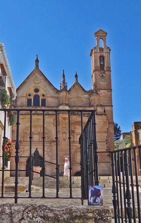 Antequera - Colegiata de Santa María