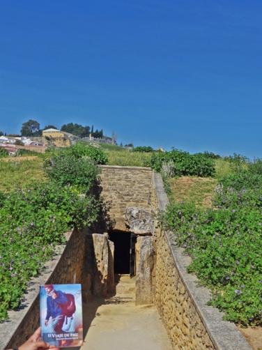 Antequera - Dolmen de Viera