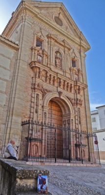 Antequera -Convento de las Descalzas