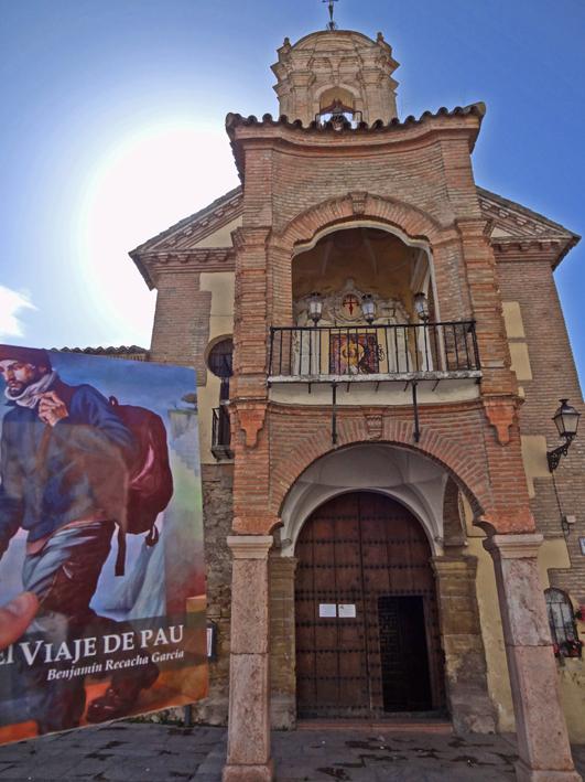 Antequera - Iglesia Parroquial de Santiago