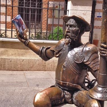 Alcalá de Henares - Quijote