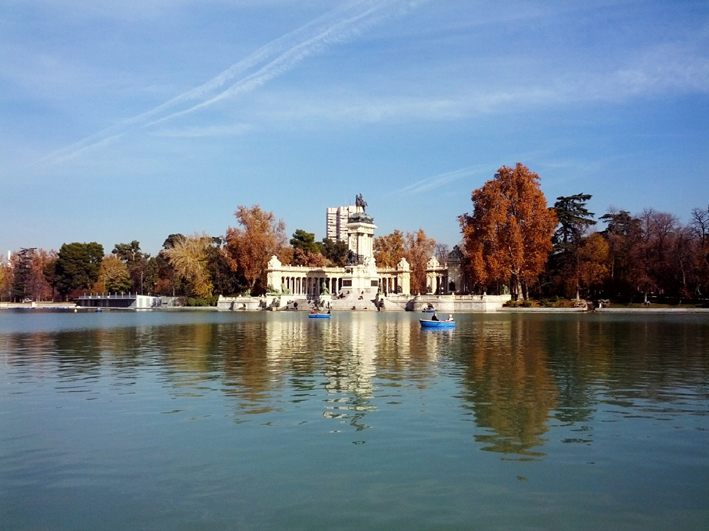 Madrid - El Retiro