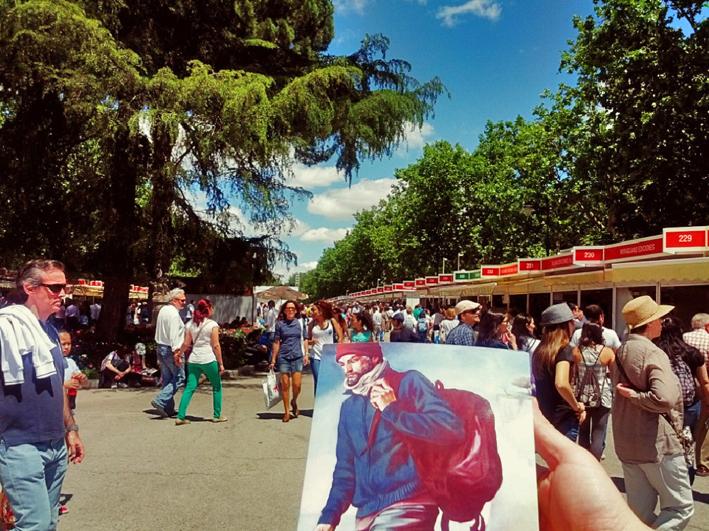 Madrid - Feria del Libro